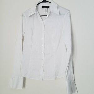 🔥White Dress Shirt